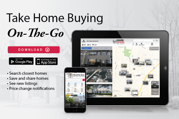 Mark Spain Real Estate App Launch Takes Home Searching On-The-Go