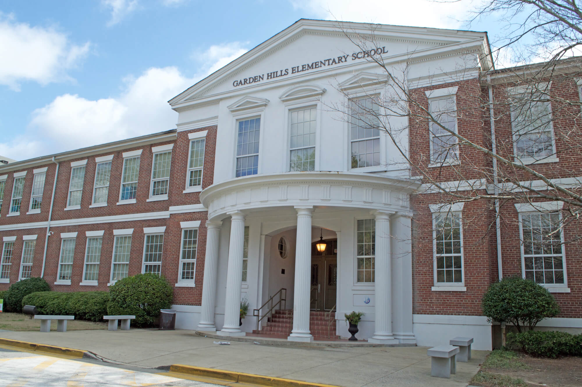 Garden Hills Elementary School Mark Spain Real Estate
