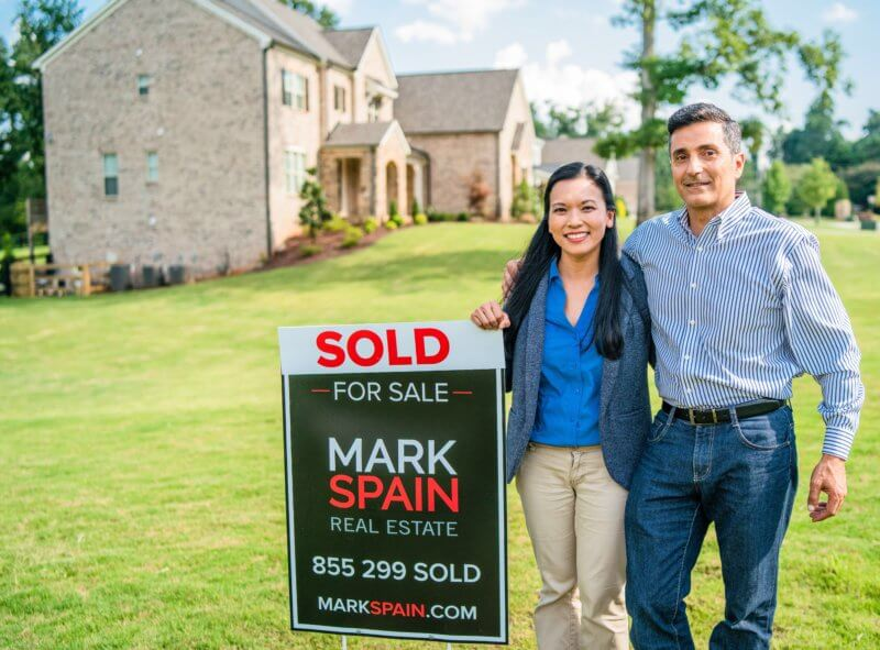 About Mark Spain Real Estate - sold house