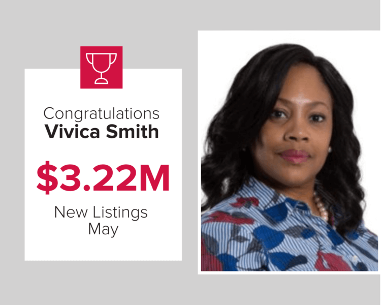 Vivica Smith listed over $3.22 million in new homes during May 2020