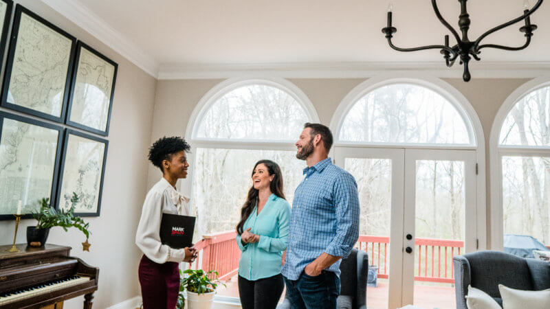 Mark Spain Real Estate provides ease to first time home buyers