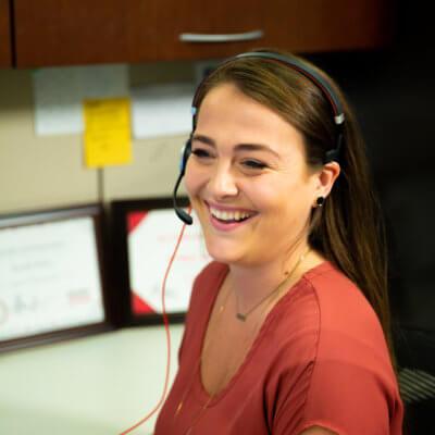 Kyndal Weber explains how she uses our core values as a client concierge