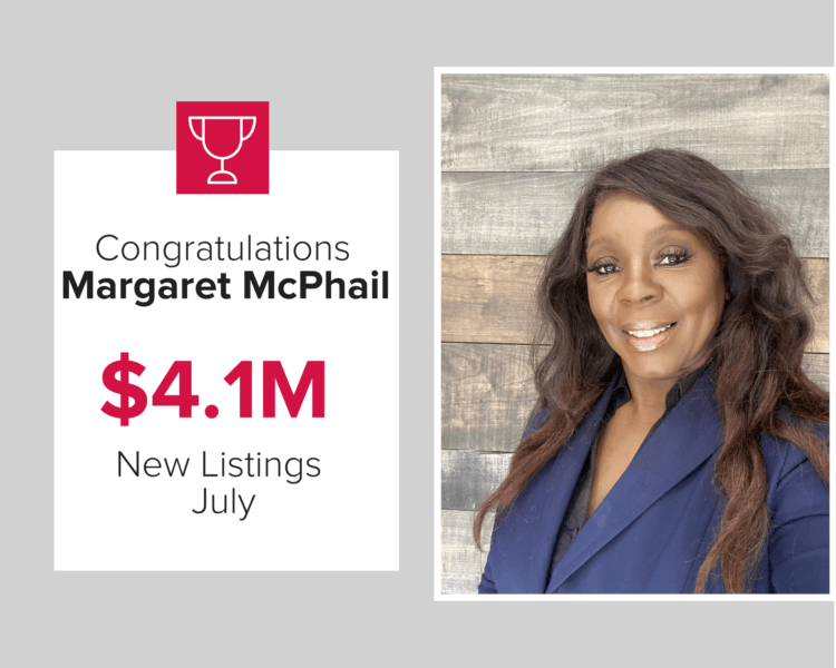 Margaret Mcphail listed over $4.1 million in new homes