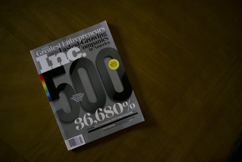 Mark Spain Real Estate recognized in the Inc 500
