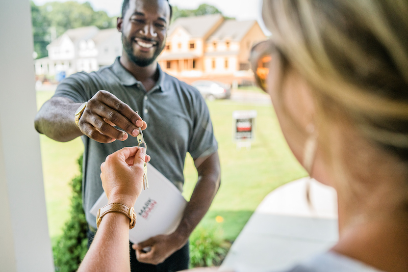 Low Mortgage Rates an exciting 2021 trend