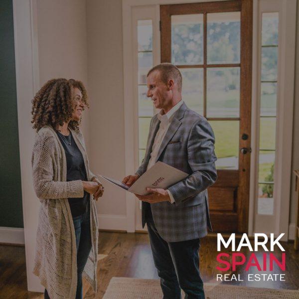 Mark Spain named a 2021 Real Estate Newsmaker