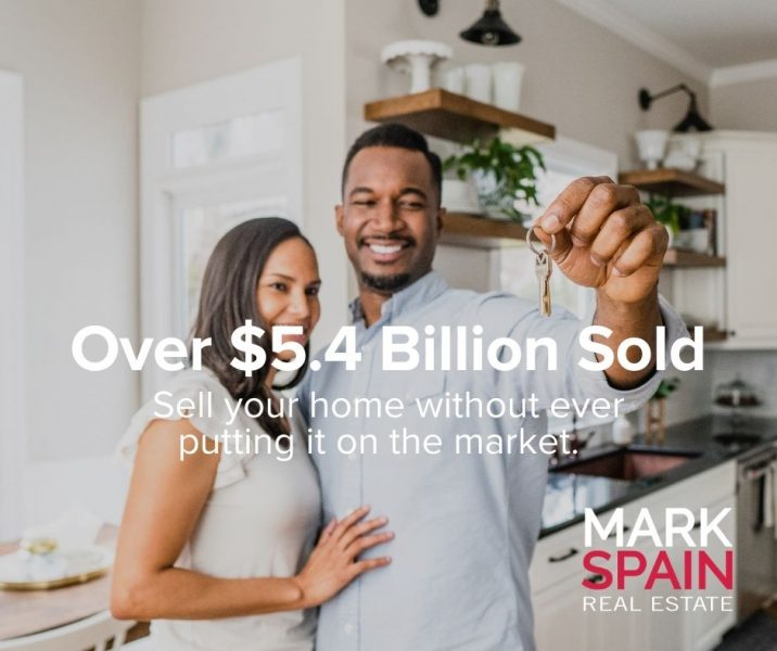 5.4 Billion Sold - Mark Spain Earns 4th Top Workplaces Award