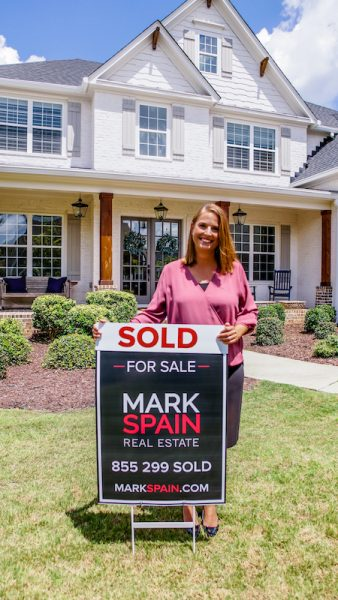 Mark Spain Real Estate's Guaranteed Offer experience.