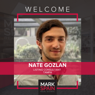 We are excited to welcome Nate Gozlan to our Florida team!