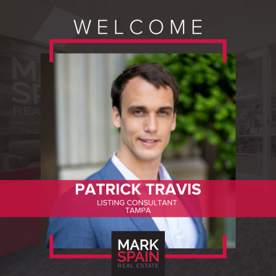 We are excited to welcome Patrick Travis to the Florida team!