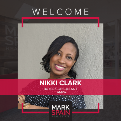 Nikki Clark is a new Exclusive Buyer Agent joining our Florida team!
