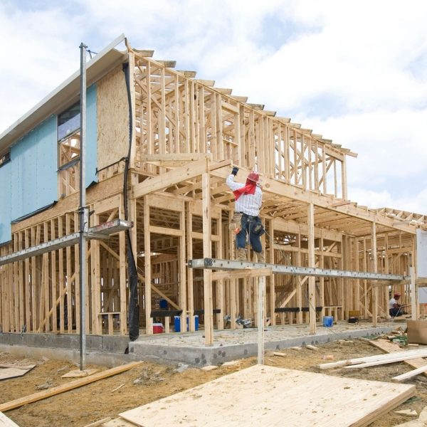 Mark Spain Real Estate can sell your old home and assist you in new construction