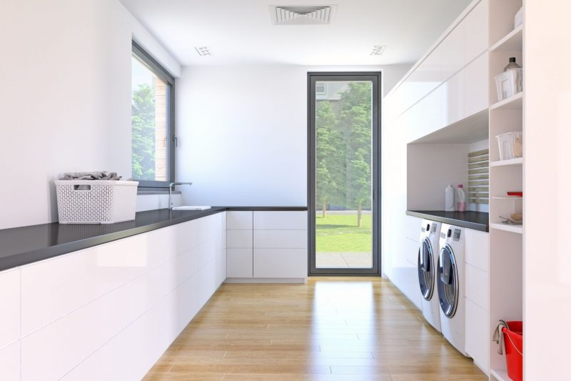 2021 Homebuyer Trends- Laundry Rooms