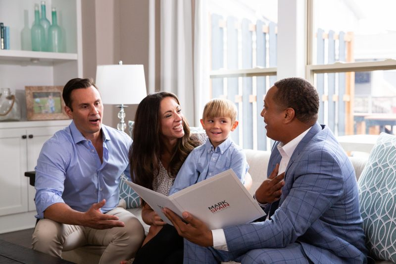 At Mark Spain Real Estate, we make buying a home easy.