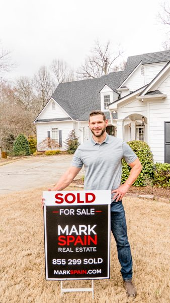 John experienced an easy sale with a Guaranteed Offer from Mark Spain Real Estate