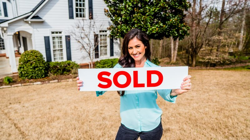 Shana was grateful to sell her home with Mark Spain Real Estate because we go the extra mile.