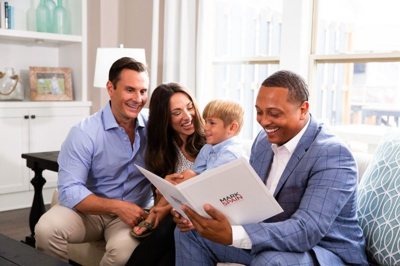 Mark Spain Real Estate offers many programs to reach all of our clients' real estate goals!