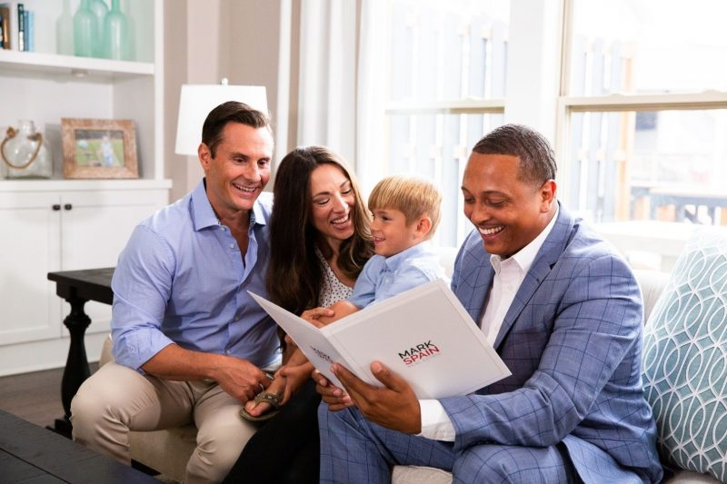 Becoming a Mark Spain Real Estate Agent