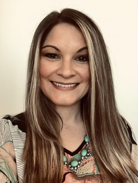 Courtney Vlaun, one of our new Associate Directors of Sales