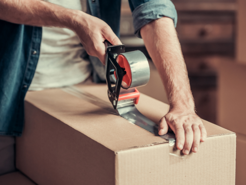 Pack easier with Mark Spain Real Estate's moving suggestions!
