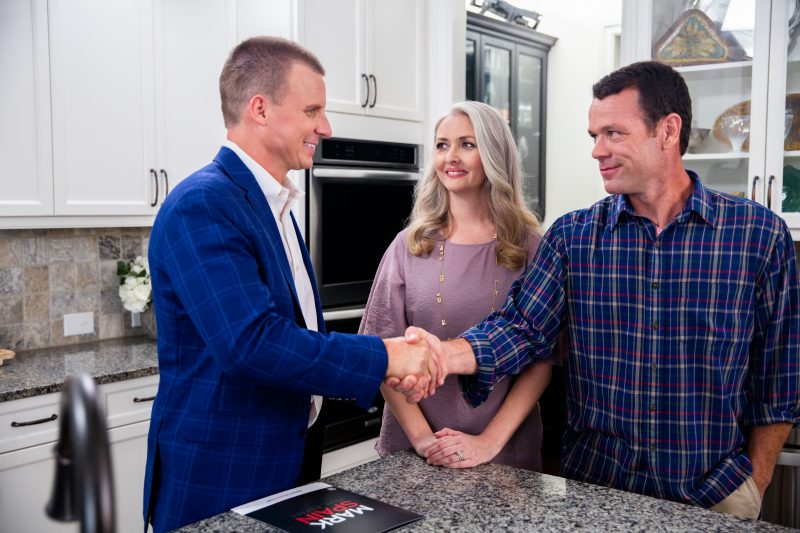 With a Guaranteed Offer, you can find your new home before selling your old home.