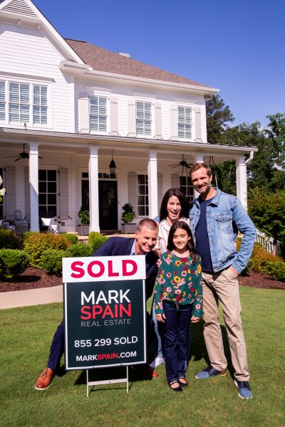 Mortissa chose to sell with Mark Spain Real Estate because they are experienced.