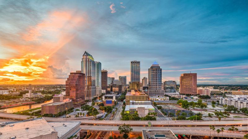 Mark Spain Real Estate has compiled the Market Update for Tampa for August